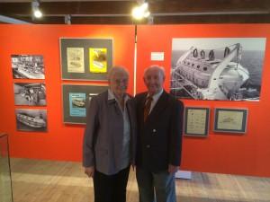 Ausstellungseröffnung am 08.11.2015 in Flensburg